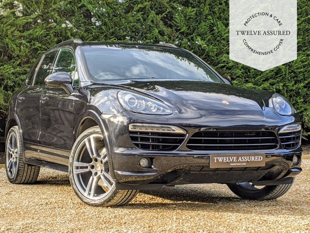 USED 2013 63 PORSCHE CAYENNE 3.0 D V6 TIPTRONIC 5d AUTO 245 BHP (2 OWNERS, PAN ROOF)