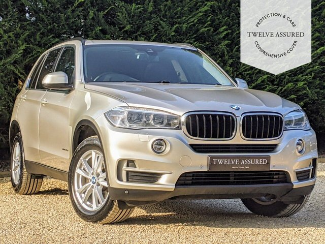 USED 2015 15 BMW X5 3.0 XDRIVE30D SE 5d AUTO 255 BHP (1 OWNER, PAN ROOF & REAR CAMERA)