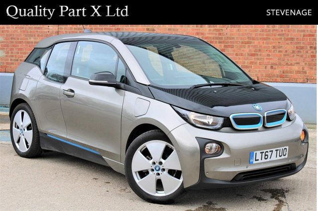 USED 2017 67 BMW I3 94 Ah Auto 5dr Range Extender SATNAV,CAMERA,SENSORS,HEATED