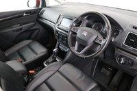 USED 2016 66 SEAT ALHAMBRA 2.0 TDI SE LUX 5d 150 BHP 1 OWNER   SAT NAV   LEATHER  
