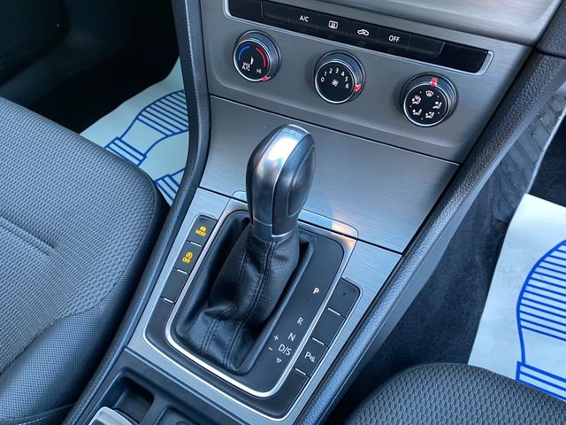 USED 2015 15 VOLKSWAGEN GOLF 1.6 MATCH TDI BLUEMOTION TECHNOLOGY DSG 5d 103 BHP AUTO