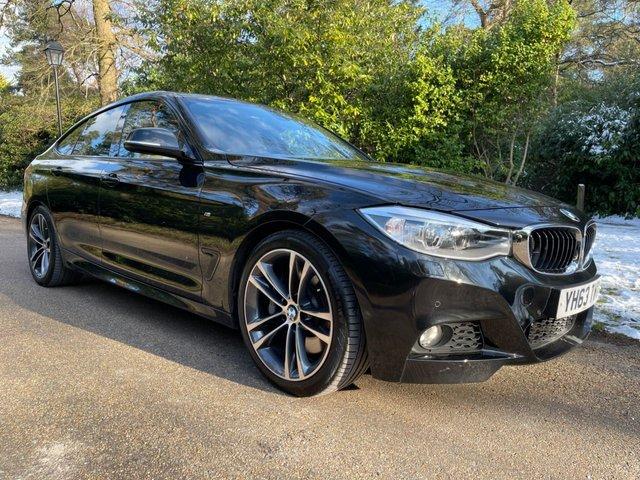 USED 2013 63 BMW 3 SERIES 2.0 328I M SPORT GRAN TURISMO 5d 242 BHP