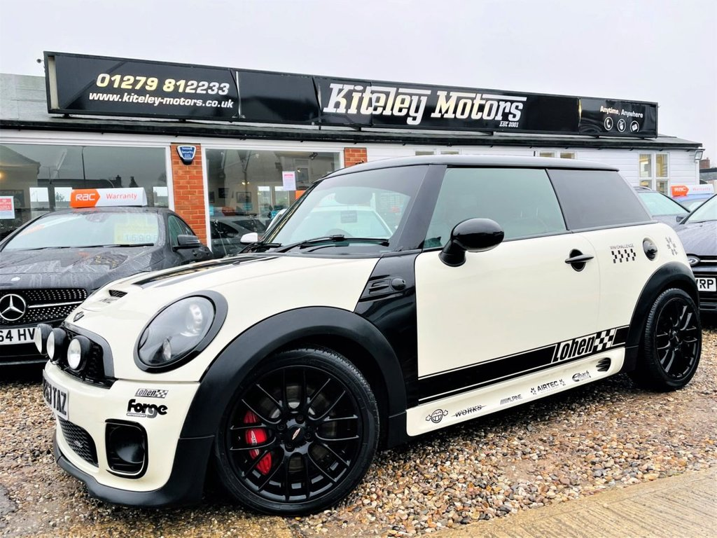 USED 2013 63 MINI HATCH JOHN COOPER WORKS 1.6 JOHN COOPER WORKS LOHEN PERFORMANCE PACK