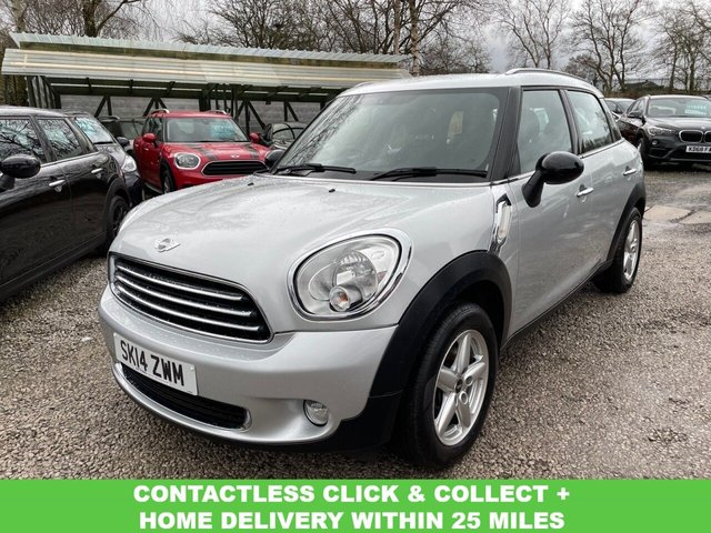 USED 2014 14 MINI COUNTRYMAN 1.6 ONE 5d 98 BHP