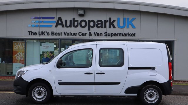USED 2017 17 MERCEDES-BENZ CITAN 1.5 111 CDI 110 BHP . LOW DEPOSIT OR NO DEPOSIT FINANCE AVAILABLE . COMES USABILITY INSPECTED WITH 30 DAYS USABILITY WARRANTY + LOW COST 12 MONTHS ESSENTIALS WARRANTY AVAILABLE FROM ONLY £199 (VANS AND 4X4 £299) DETAILS ON REQUEST. ALWAYS DRIVING DOWN PRICES . BUY WITH CONFIDENCE . OVER 1000 GENUINE GREAT REVIEWS OVER ALL PLATFORMS FROM GOOD HONEST CUSTOMERS YOU CAN TRUST .