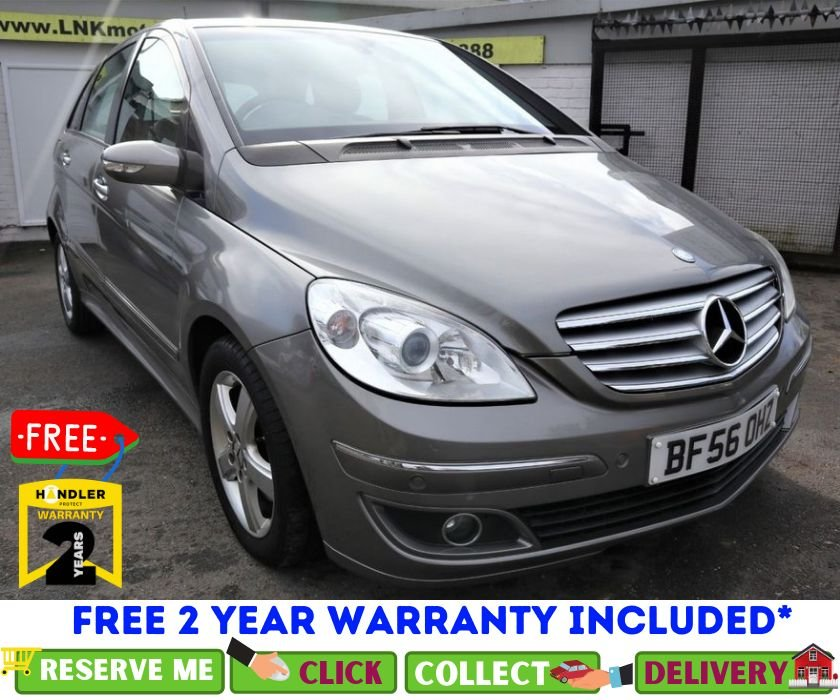USED 2006 56 MERCEDES-BENZ B-CLASS 2.0 B180 CDI SE 5d 108 BHP *CLICK & COLLECT OR DELIVERY