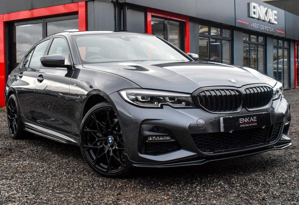 USED 2020 70 BMW 3 SERIES 2.0 330E M SPORT 4d 288 BHP