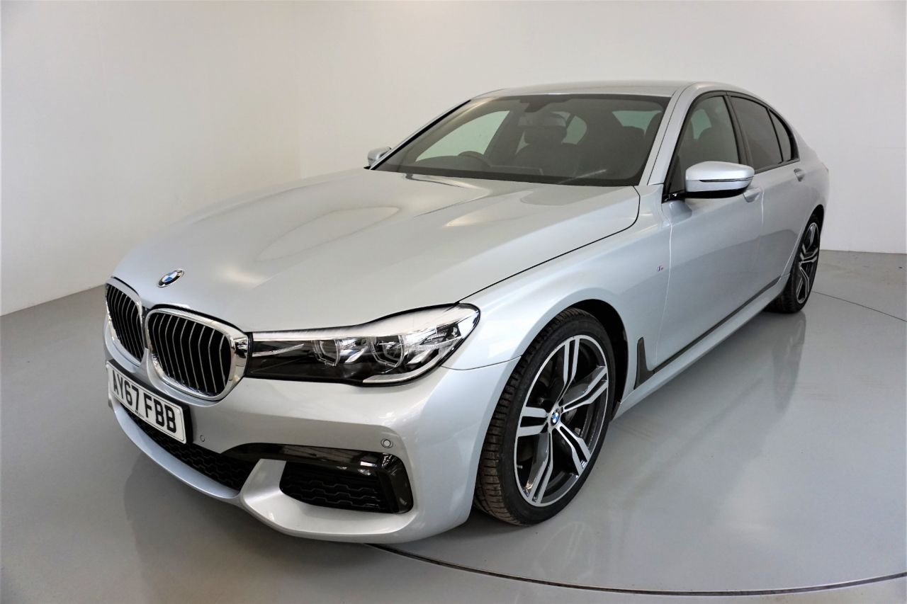 Used BMW 7 SERIESfor sale