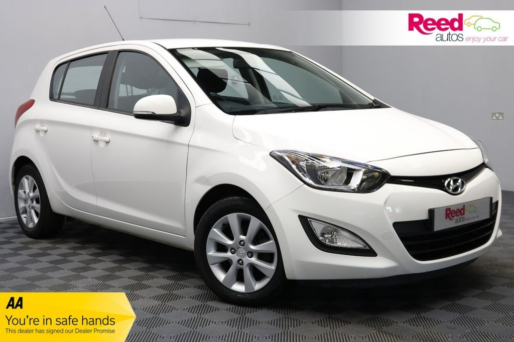 USED 2012 62 HYUNDAI I20 1.2 ACTIVE 5d 84 BHP 1 OWNER+FULL SERV HISTORY+VOICE CON+TINTED GLASS+FOG LIGHTS