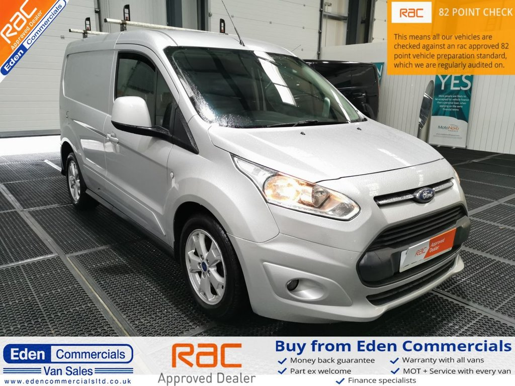 USED 2018 67 FORD TRANSIT CONNECT 1.5 200 LIMITED P/V 5d 118 BHP