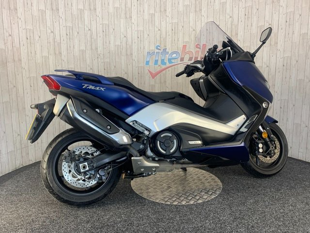 YAMAHA TMAX at Rite Bike
