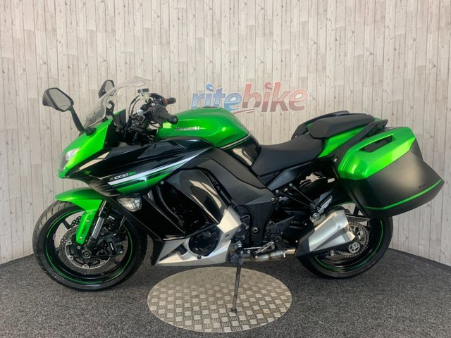 KAWASAKI Z1000SX at Rite Bike