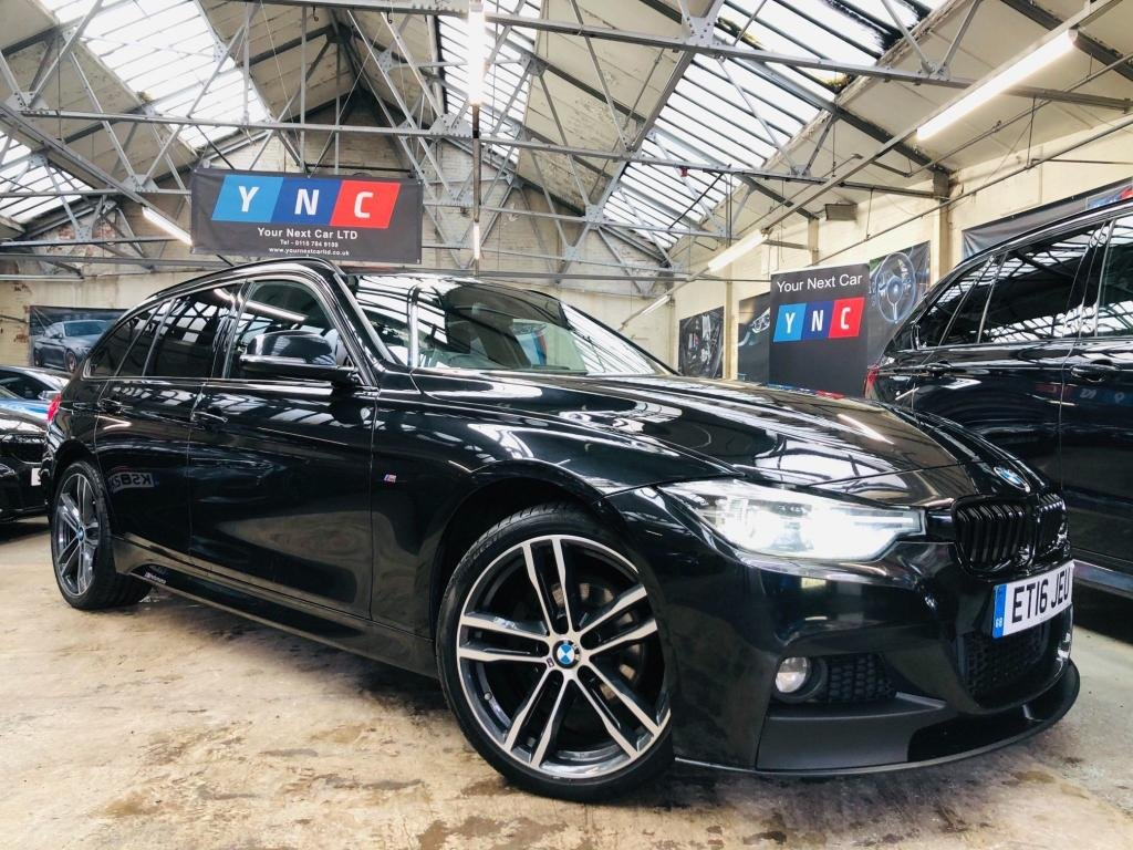 USED 2016 16 BMW 3 SERIES 2.0 320d M Sport Touring Auto xDrive (s/s) 5dr PERFORMANCE KIT 19S 4WD!FBMWSH