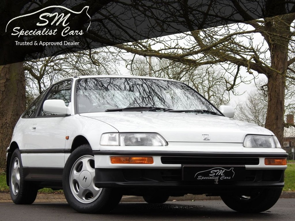 USED 1992 J HONDA CR-X 1.6 CRX VTEC 2d 148 BHP CLEANEST CRX VTEC IN THE WORLD