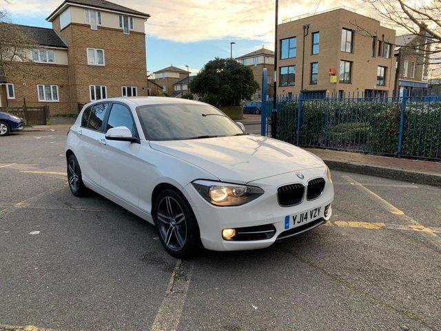 2014 14 BMW 1 SERIES 2.0 116D SPORT 5d 114 BHP