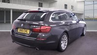 USED 2015 15 BMW 5 SERIES 3.0 535D LUXURY TOURING 5d 309 BHP