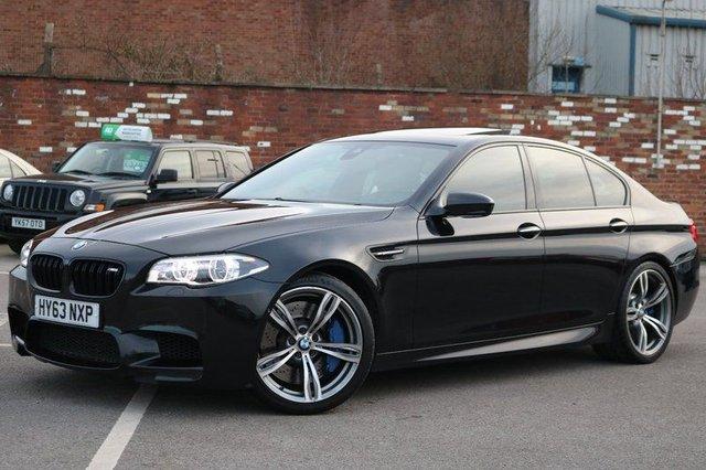 2013 63 BMW M5