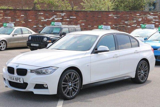 2014 14 BMW 3 SERIES 2.0 320d XDRIVE M SPORT