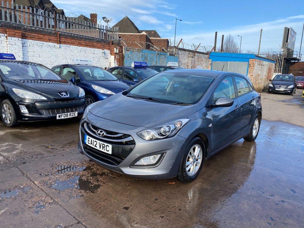 USED 2012 12 HYUNDAI I30 1.6 ACTIVE BLUE DRIVE CRDI  5d 109 BHP