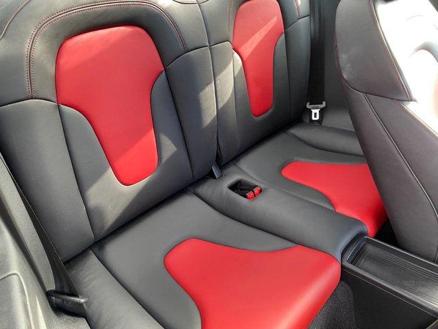 USED 2013 63 AUDI TT 2.0 TFSI QUATTRO SPORT 2d 208 BHP FULL RED LEATHER 4X4 LOW MILES