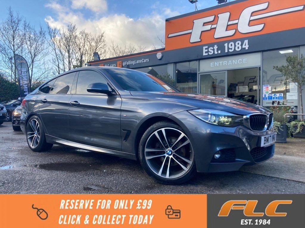 USED 2017 17 BMW 3 SERIES 2.0 320D M SPORT GRAN TURISMO 5d 188 BHP