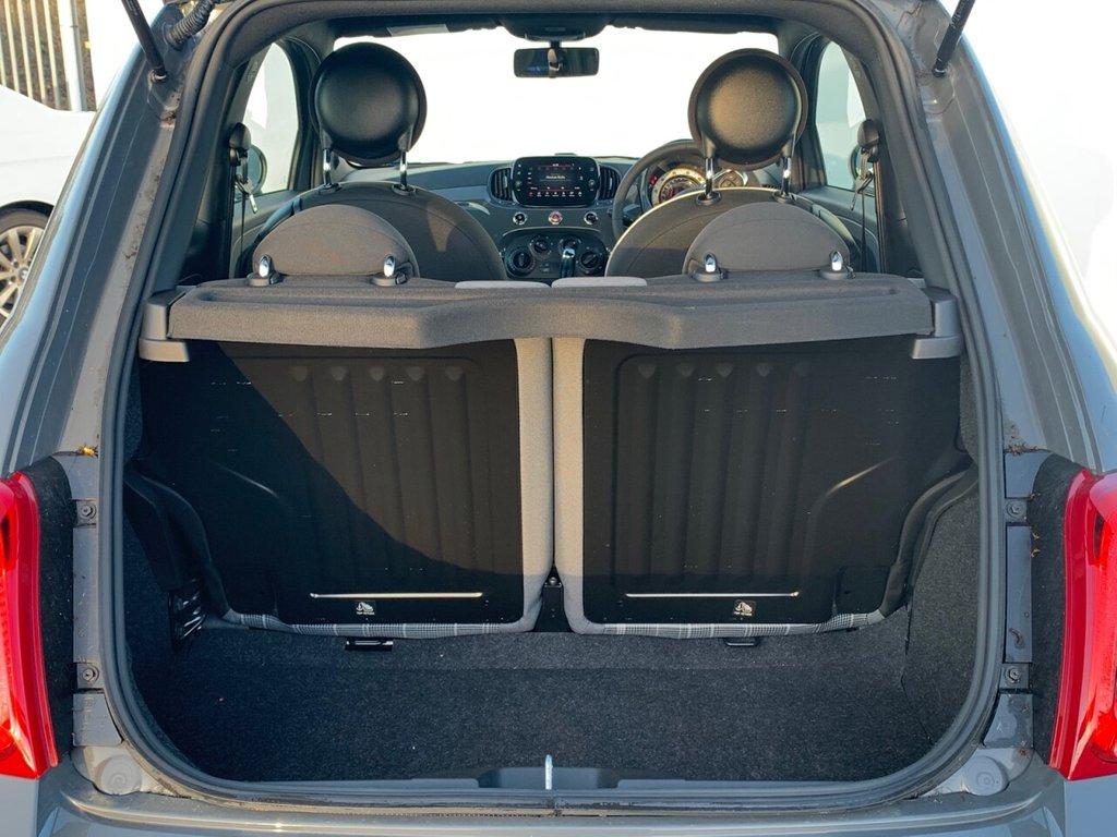 USED 2020 69 FIAT 500 1.2 LOUNGE DUALOGIC 3d 69 BHP