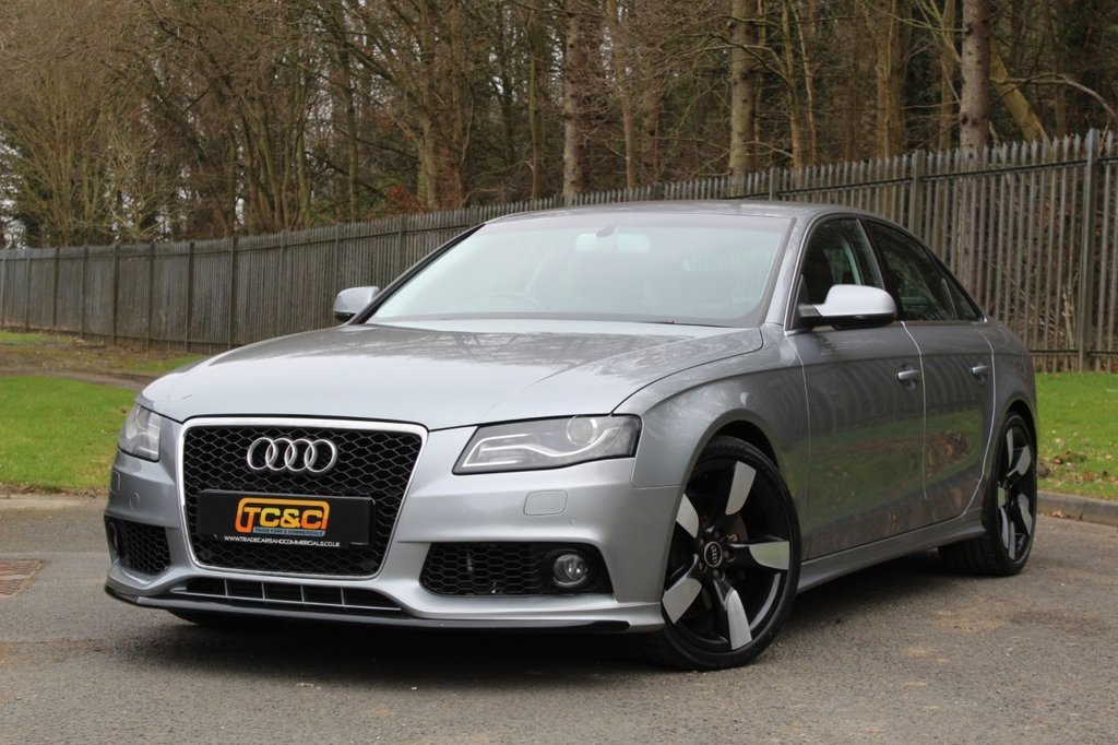 USED 2011 11 AUDI A4 2.0 TFSI QUATTRO DYNAMIK 4d 208 BHP A STUNNING VERY RARE AUDI A4 DYNAMIK OF WHICH ONLY 400 WERE MADE!!!