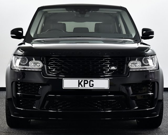 """USED 2017 67 LAND ROVER RANGE ROVER 3.0 TD V6 Vogue Auto 4WD (s/s) 5dr SVO Body Kit, Pan Roof, 22""""s +"""