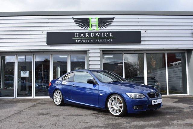 2012 62 BMW 3 SERIES 3.0 335I SPORT PLUS EDITION 2d 302 BHP