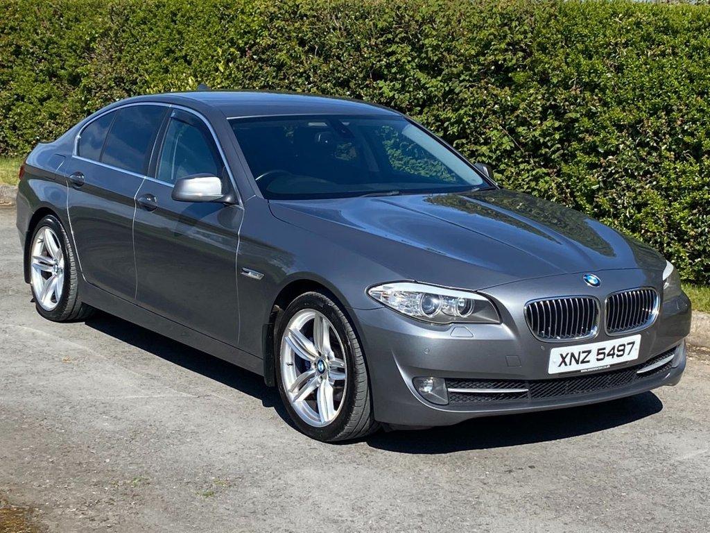 USED 2010 BMW 520 520d SE 4 DOOR SALOON