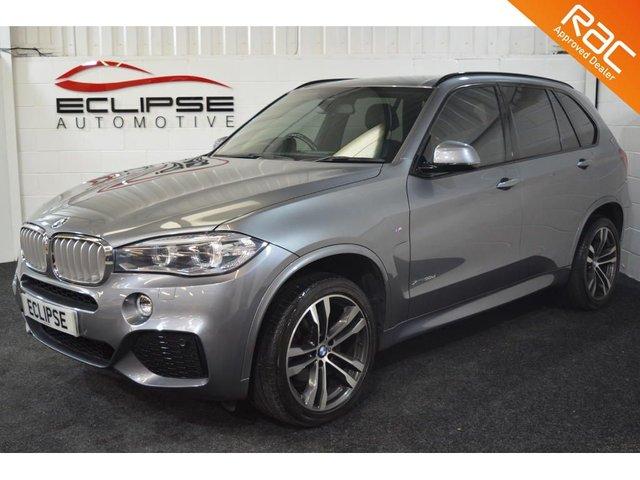 2016 16 BMW X5 3.0 XDRIVE30D M SPORT 5d AUTO 255 BHP