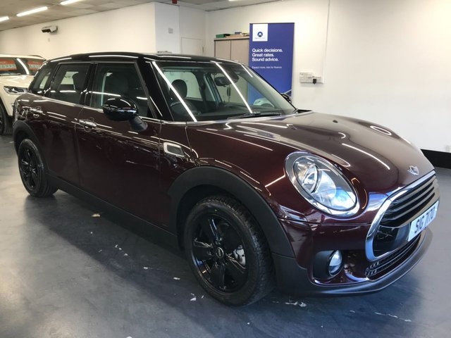 USED 2017 MINI CLUBMAN 1.5 COOPER 5d 134 BHP 1 owner from new, satnav, bluetooth phone and audio