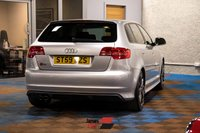 USED 2009 59 AUDI A3 2.0 S3 QUATTRO 5d 265 BHP One Owner   8-Stamp Service History