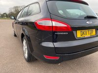 USED 2011 11 FORD MONDEO 2.0 SPORT 5d 145 BHP