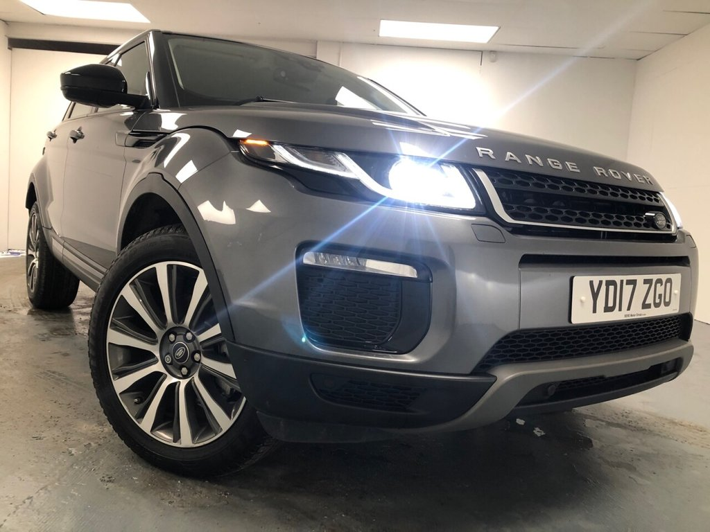 USED 2017 17 LAND ROVER RANGE ROVER EVOQUE 2.0 TD4 SE TECH 5d 177 BHP £308 a month, T&C's apply.