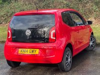 USED 2014 14 VOLKSWAGEN UP 1.0 MOVE UP 3d 59 BHP * 12 MONTHS FREE AA MEMBERSHIP * IDEAL FIRST CAR *