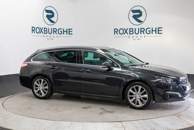 USED 2017 66 PEUGEOT 508 1.6 BLUE HDI S/S SW GT LINE 5d 120 BHP