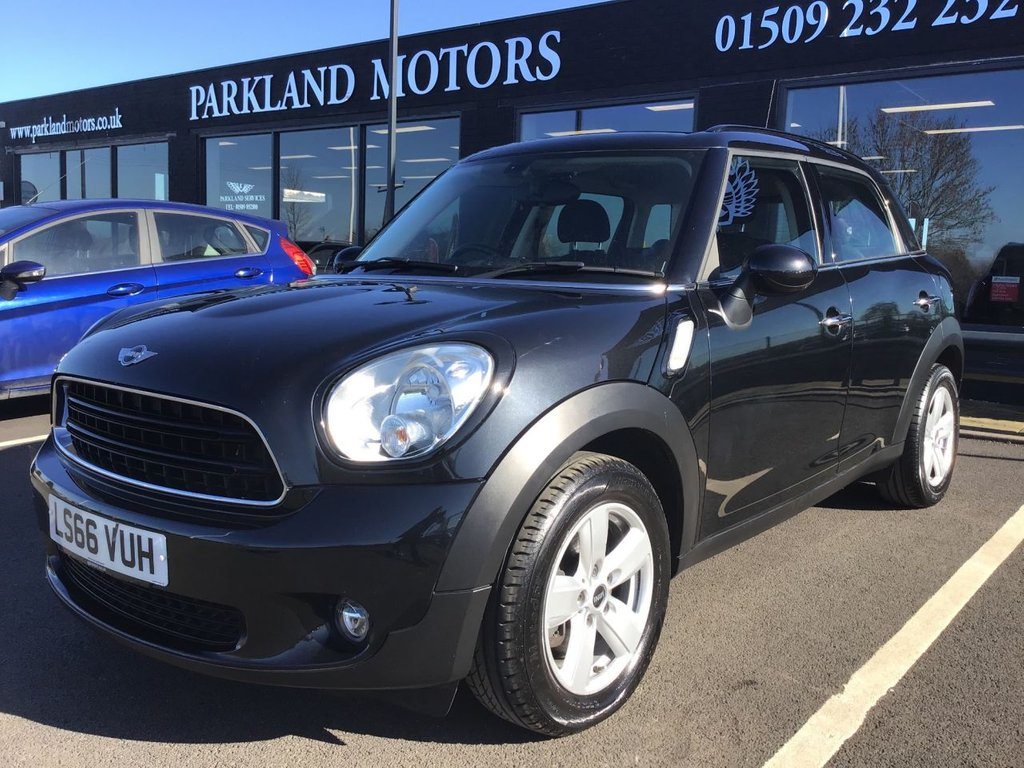 USED 2016 66 MINI COUNTRYMAN 1.6 COOPER 5d 122 BHP