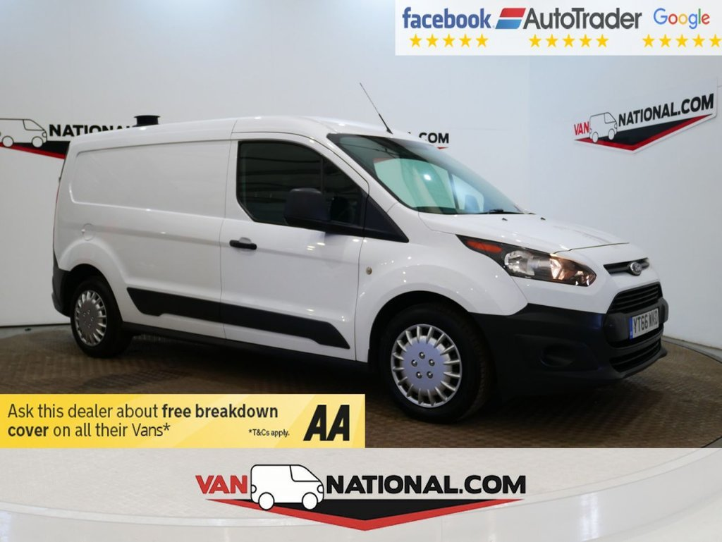 USED 2016 66 FORD TRANSIT CONNECT 1.5 240 100 BHP L2 LWB *240V INVERTER POWER SUPPLY* * ONE OWNER * EURO 6 * LWB * ZERO DEPOSIT FINANCE AVAILABLE *