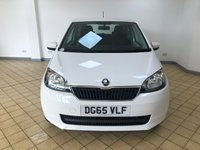 USED 2015 65 SKODA CITIGO 1.0 SE MPI 3d Petrol Hatchback the Perfect Runaround with Low Mileage.Recent Service & MOT. Now Ready to Finance and Drive Away Today Perfect First Car or Run Around