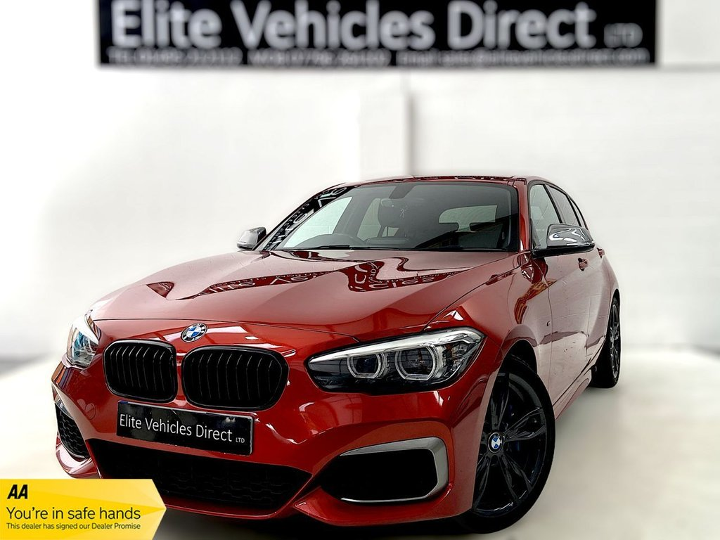 USED 2018 67 BMW 1 SERIES 3.0 M140I SHADOW EDITION 5d 335 BHP