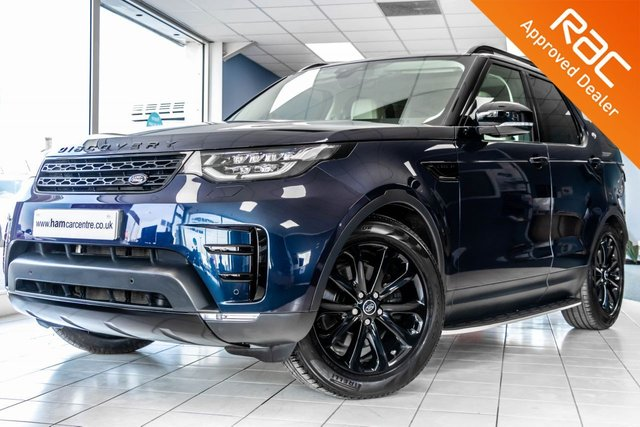 2018 64 LAND ROVER DISCOVERY 3.0 TD6 SE 5d 255 BHP VAT QUALIFING BLACK STYLING PACK