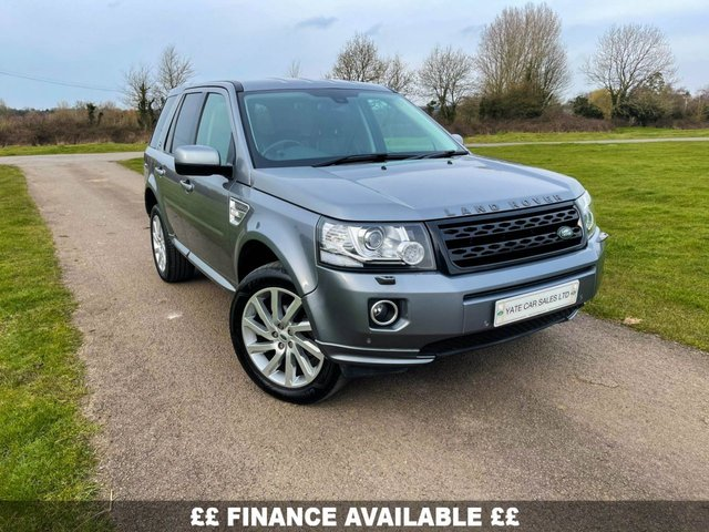2013 13 LAND ROVER FREELANDER 2 2.2 SD4 XS 5d 190 BHP (FREE 2 YEAR WARRANTY)