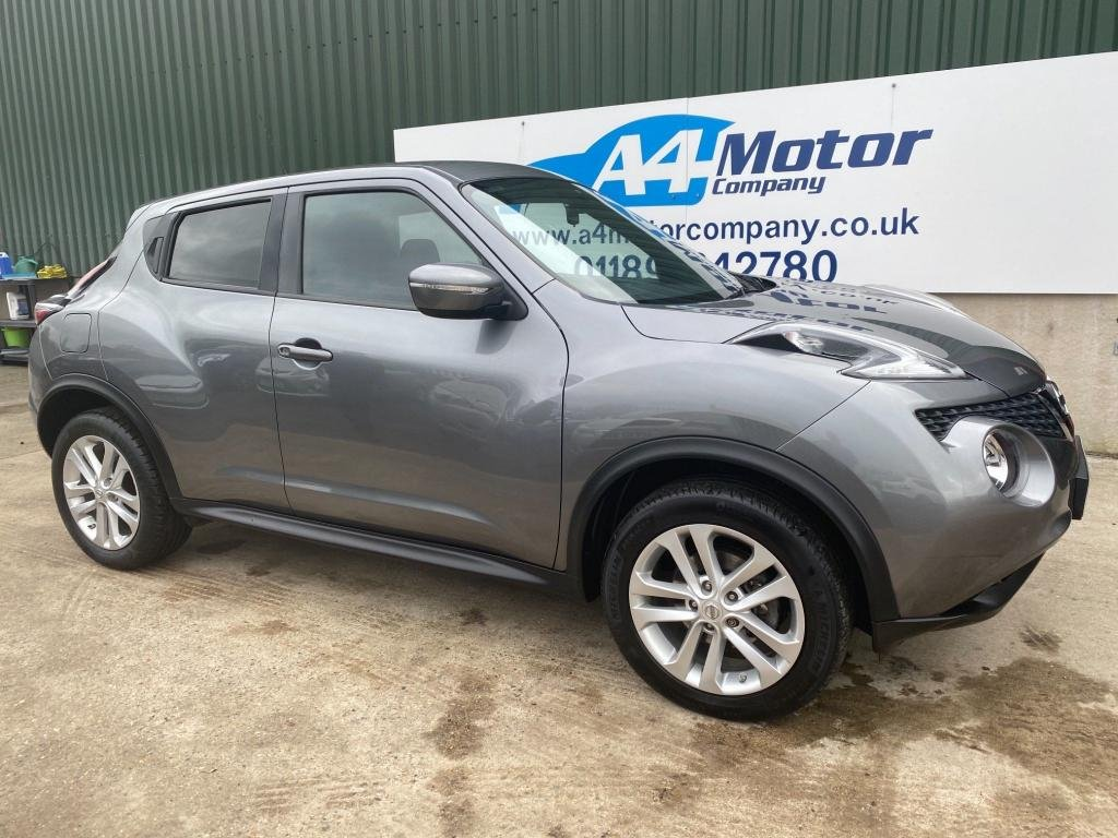 USED 2015 65 NISSAN JUKE 1.2 DIG-T Acenta Premium (s/s) 5dr LOW INSURANCE AND TAX GROUP