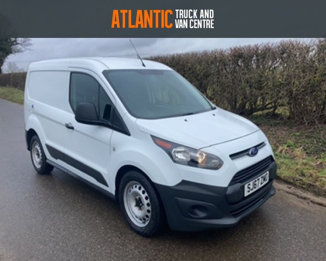 2017 67 FORD TRANSIT CONNECT 220 P/V