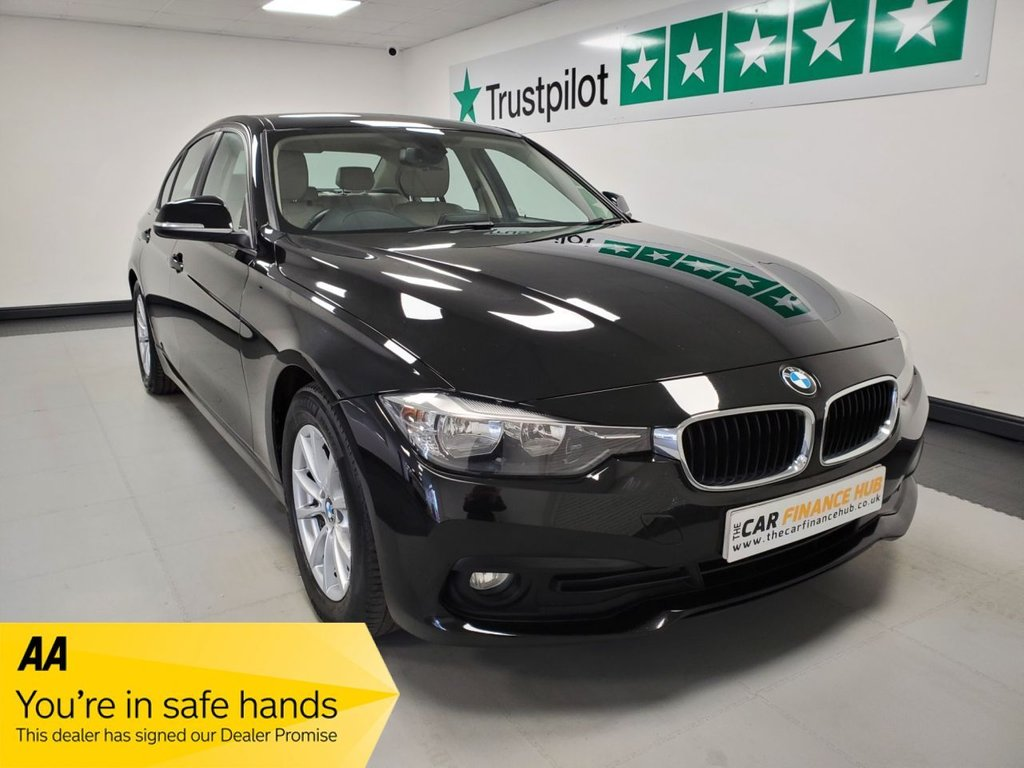 USED 2015 65 BMW 3 SERIES 2.0 320D ED PLUS 4d 161 BHP