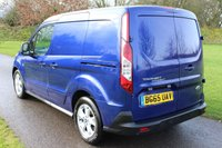 USED 2015 65 FORD TRANSIT CONNECT 1.6 200 LIMITED P/V 114 BHP Warranty plus MOT Included NO VAT TO PAY LIMITED