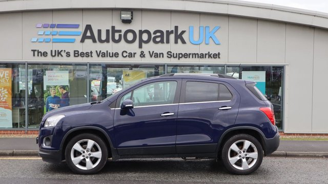USED 2013 63 CHEVROLET TRAX 1.4 LT AWD 5d 138 BHP . LOW DEPOSIT OR NO DEPOSIT FINANCE AVAILABLE . COMES USABILITY INSPECTED WITH 30 DAYS USABILITY WARRANTY + LOW COST 12 MONTHS ESSENTIALS WARRANTY AVAILABLE FROM ONLY £199 (VANS AND 4X4 £299) DETAILS ON REQUEST. ALWAYS DRIVING DOWN PRICES . BUY WITH CONFIDENCE . OVER 1000 GENUINE GREAT REVIEWS OVER ALL PLATFORMS FROM GOOD HONEST CUSTOMERS YOU CAN TRUST .
