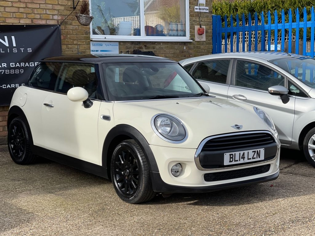 USED 2014 14 MINI HATCH ONE 1.2 ONE 3d 11011 BHP WE SPECIALISE IN MINI'S!!!!!!