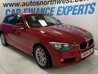 2015 BMW 1 SERIES 1.6 116D EFFICIENTDYNAMICS 5d 114 BHP £7000.00